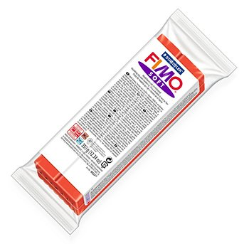 Fimo Soft Indian Red 12.5oz