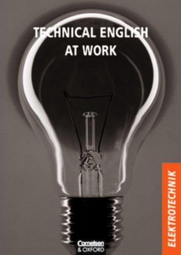 Technical English at Work - Aktuelle Ausgabe: Technical English at Work, Modul Elektrotechnik