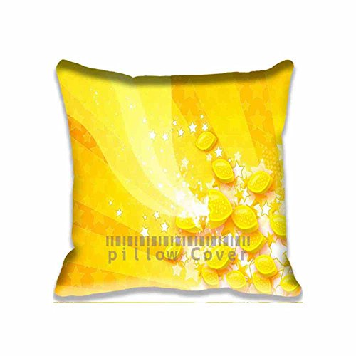 cotton-polyester-home-decorative-accent-throw-pillow-cover-yellow-cushion-case-pillow-sham-for-sofa-