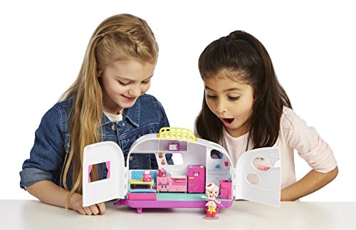 Shopkins Happy Places Rainbow Beach Camper Van by Shopkins (Image #6)
