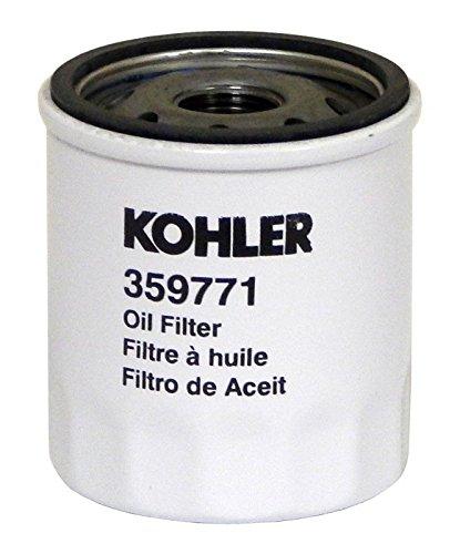 Genuine OEM Kohler Oil Filter 359771