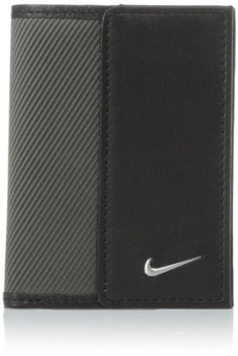 Nike Leather Twill Credit Wallet