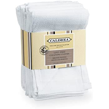 Caldrea Lint Free Cleaning Cloths (Pack of 6)
