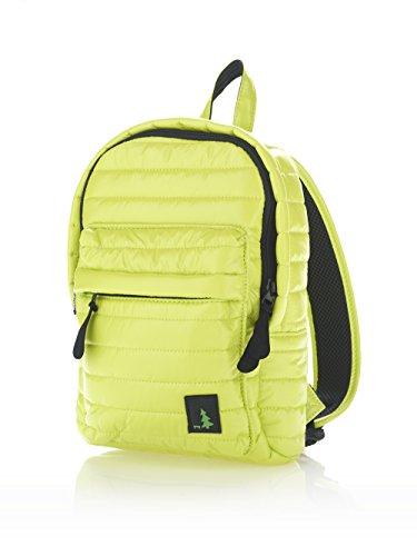Mueslii - Mini sac à dos pour femme et enfant en nylon doux vert