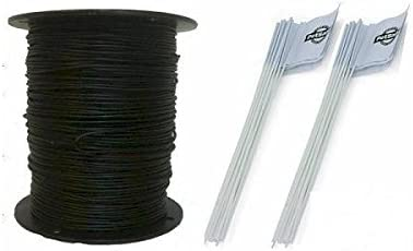 Petsafe Heavy Duty Pet Fence Wire And Flag Kit 1000 Feet