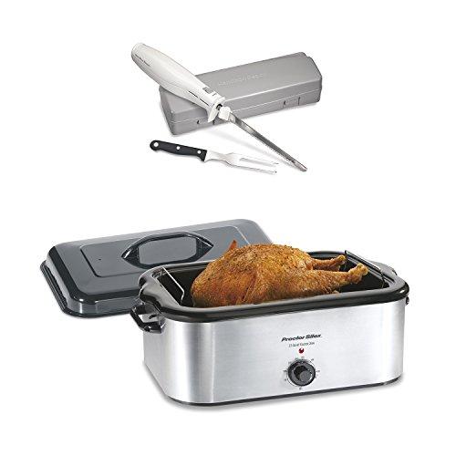 hamilton beach 22qt roaster oven - 8