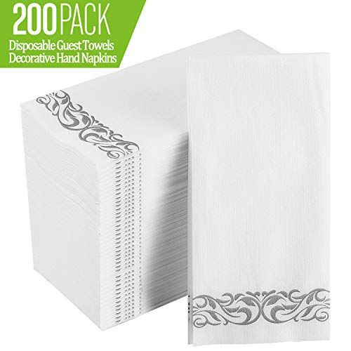 200 Pack Disposable Guest