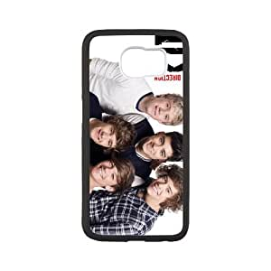 Samsung Galaxy S6 Cell Phone Case White 1D svsn
