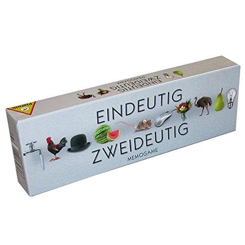 Piatnik 7127 - Eindeutig Zweideutig Memo, Spiele und Puzzles Piatnik Deutschland GmbH