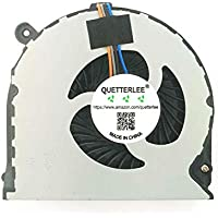 QUETTERLEE New CPU Cooling Fan Compatible for HP Probook 640 G1, 645 G1 650 G1, 655 G1 P/N:738685-001 DFS501105PR0T 6033B0034401 Fan 4-Wire