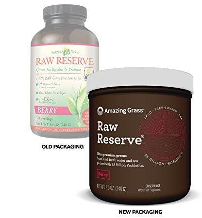 Raw Reserve Green - 3