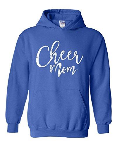 - NIB Cheerleader Mother Cheer Mom Cheerleading Song Unisex Hoodie Hooded Sweatshirt