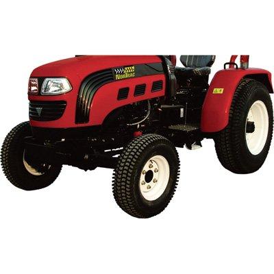 NorTrac Turf Tires with Rims - Fits 40 & 50 HP NorTrac XT Tractors, Full Set