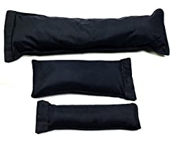 Ader Filler Bags for Sand Bags- (1 Small, 1 Medium, 1 Large)
