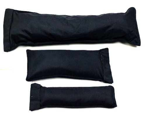 Ader Filler Bags for Sand Bags- (1 Small, 1 Medium, 1 Large) by Ader Sporting Goods (Image #2)