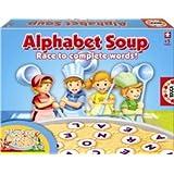 Alphabet Soup Game