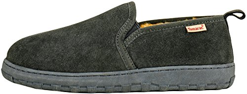 by Sheepskin Men's Slippers Slipper International Grey Charcoal Cody Tamarac dpxfznRcWd