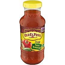Old El Paso Mild Taco Sauce 8 oz Jar