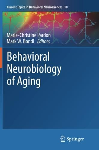 Behavioral Neurobiology of Aging (Current Topics in Behavioral Neurosciences)