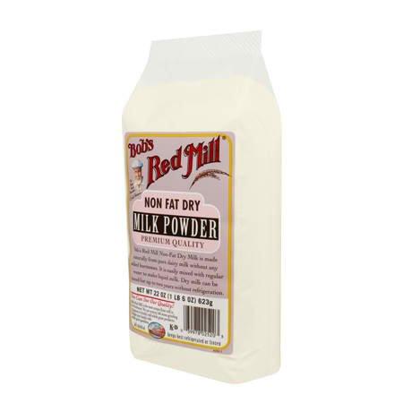 Bobs Red Mill BG10933 Bobs Red Mill Instant Powder Milk - 4x22OZ