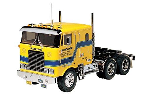 Tamiya Rc Tractor Truck - Tamiya RC Globe Liner Vehicle