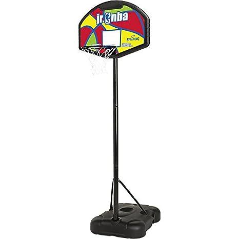 Spalding NBA Canasta Portable, Unisex niños, 32: Amazon.es ...