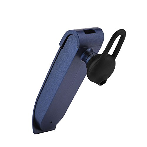 Eboxer Smart Language Translation Devices, Bluetooth Multi-Language Translator Earphone, 16 Language Translator earpiece with APP for iPhone/for Samsung/for iPad and More(Blue)