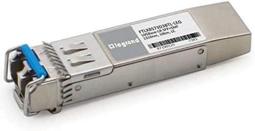 MMF, 850nm, 300M, LC, DOM FTLX8573D3BTL-LEG TAA Compliant C2G Finisar FTLX8573D3BTL Compatible 10GBase-SR SFP+ Transceiver