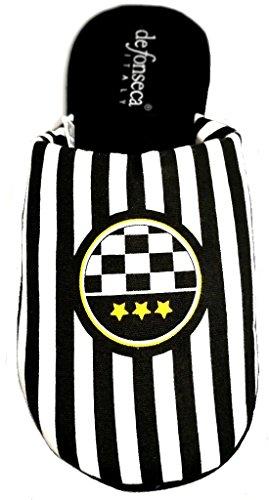 Chaussons De Fonseca Football Juve Official Pour Homme Mod. Soccer 60