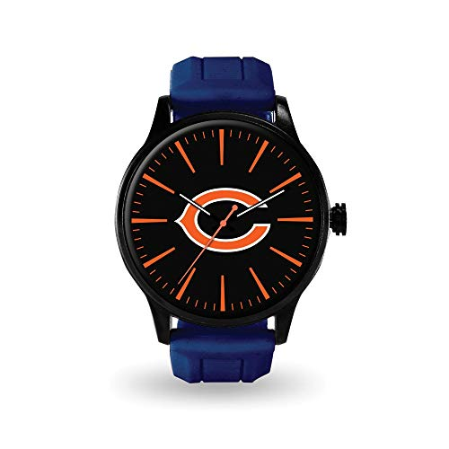 Q Gold Gifts Watches NFL Chicago Bears Cheer Watch by Rico Industries