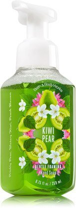 Bath & Body Works Kiwi Pear Gentle Foaming Wash 8.75 fl oz/259mL