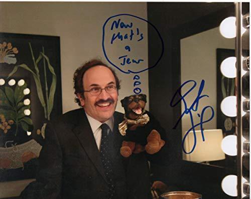 Robert Smigel autographed 8x10 photograph SNL Triumph the Insult Comic Dog (Best Triumph The Insult Comic Dog)