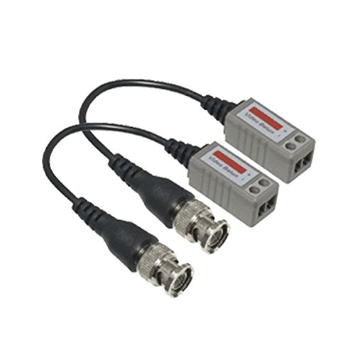 Agi VC-BAL-P2AL Pair of 1 Channel Passive Mini Video Transceivers with Cable
