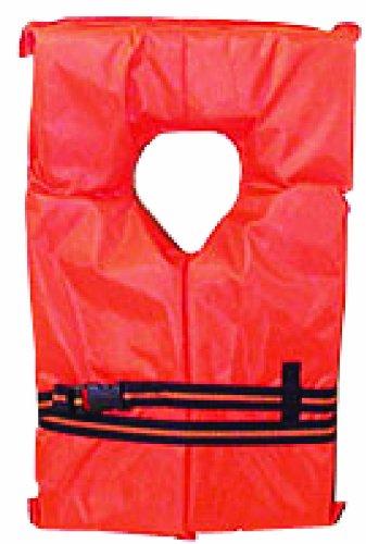 KENT Life Jackets W/Storage Bag-4 Adult Type II Vests