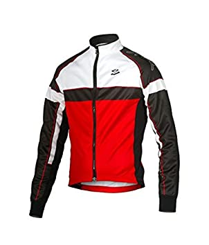 Chaqueta Spiuk Performance Negro-Blanco-Amarillo: Amazon.es ...