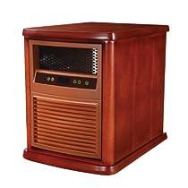 Pelonis Infrared Quartz Heater 19.29  H X 15.75  W X 20.47  D 800 W