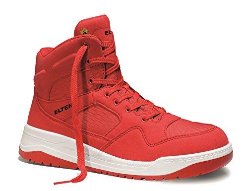 ELTEN - Calzado de protección para hombre Rojo - rojo
