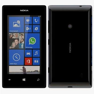 Unlocked Nokia Lumia 525 WP8 Smart mobile phone (Orange)