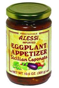 lant Caponata Appetizer, 10.5 Ounce - 12 per case. (Sicilian Eggplant)