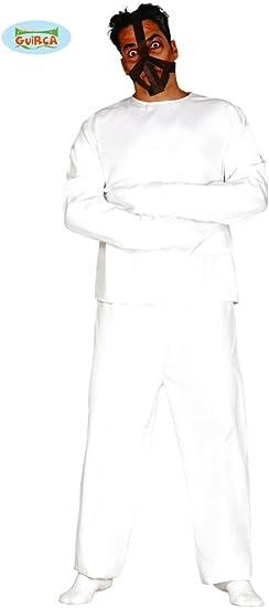 FIESTAS GUIRCA Hannibal Camisa de Fuerza Disfraces tamaño Adulto: Amazon.es: Juguetes y juegos