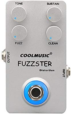 Coolmusic Distortion Guitar Effect Bypass product image
