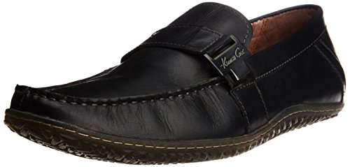 Kenneth Cole New York Menns Jumpin Jack Slip-on Dagdriver Svart