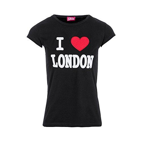 Love Lola - Top - Donna nero Large