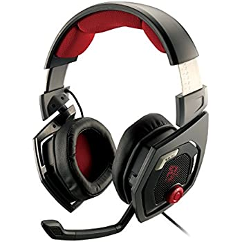 Tt eSPORTS SHOCK 3D 7.1 Surround Sound Gaming Headset (HT-RSO-DIECBK-13)