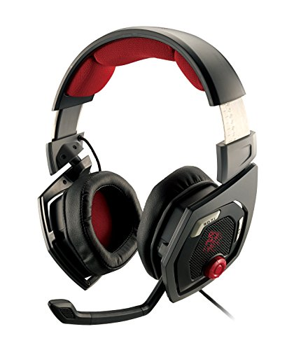 Tt eSPORTS SHOCK 3D 7.1 Surround Sound Gaming Headset (HT-RSO-DIECBK-13) Review