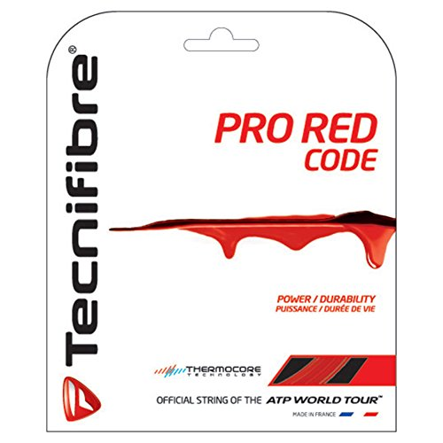 18g Strings - Tecnifibre Pro Red Code String 18G