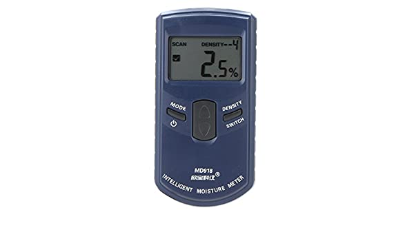 Amazon.com : Digital LCD Display SANPO MRange Wood Moisture Meter Humidity Tester Timber Damp Detector Hygrometer termometro higrometro : Everything Else