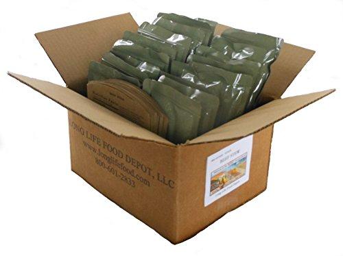 MRE Beef Stew Entrees - 18 Pack ()