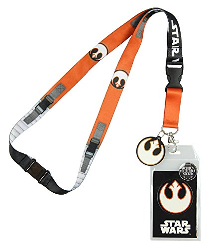 Star Wars Rebel Pilot Costume Lanyard]()