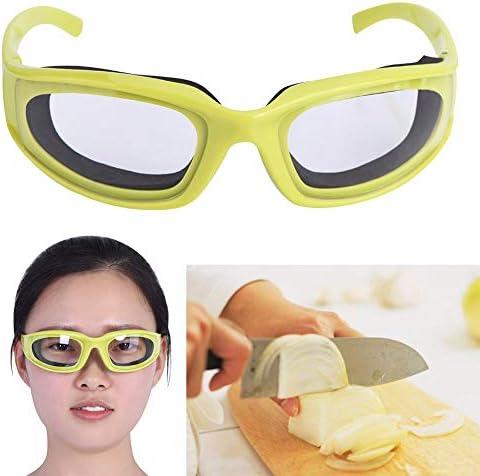 Dorime 1Pc Küchenzubehör Zwiebelbrille Barbecue Schutzbrille Augenschutz Shields Kochen Tools Kichen Werkzeug